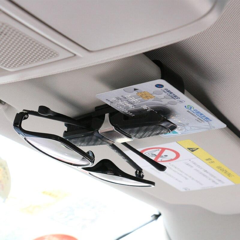 c6ae0d91d2b Detail Feedback Questions about car glasses case sunglasses holder  eyeglasses clip Fastener Clip visor glasses cover clip Ticket receipt Card  auto ...