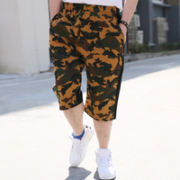 Sinyit 2016 fashion brand clothing plus size baggy loose hip hop men casual beach camouflage shorts.jpg 200x200