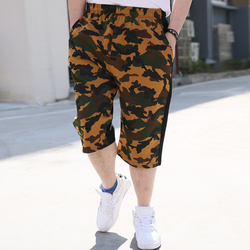 Sinyit 2016 fashion brand clothing plus size baggy loose hip hop men casual beach camouflage shorts.jpg 250x250
