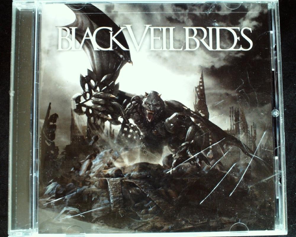 Black Veil Brides - Black Veil Brides USA Original CD Like New Jewel case damaged