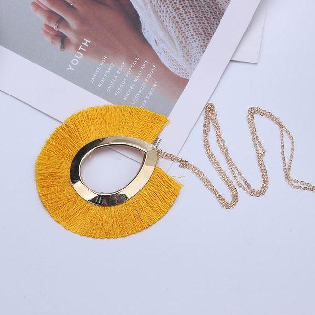 Big Bohemia Pendant Necklace 1