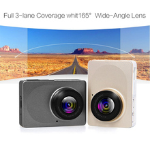 Smart Dash Camera International Version WiFi Night Vision HD 1080P 2.7″ 165 degree 60fps ADAS Safe Reminder