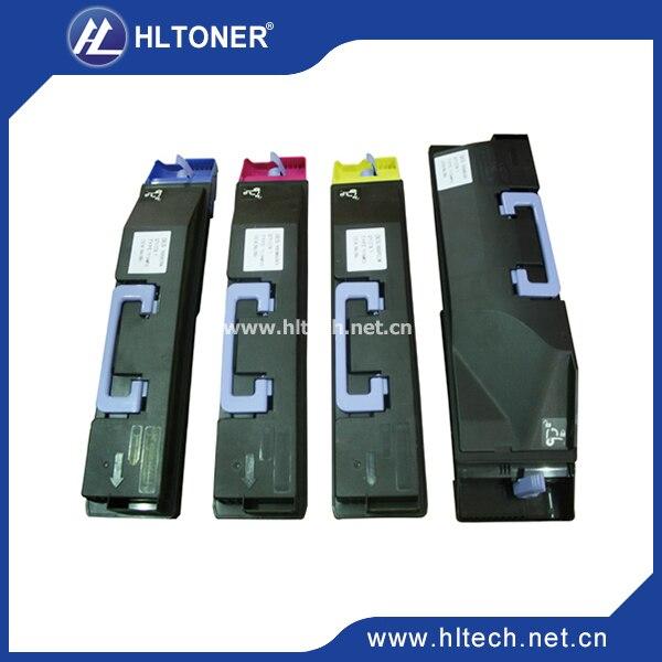 4pcs/set Compatible Kyocera Toner cartridge TK-855 for TASKalfa 400ci,TASKalfa 500ci,TASKalfa 552ci