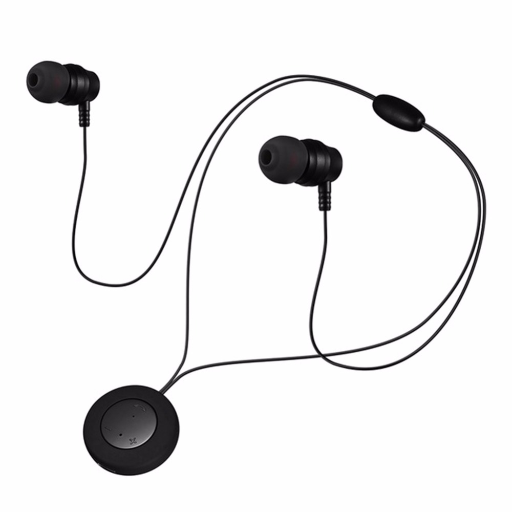 SIFREE Wireless Metal Headset Earphone Bluetooth 4.2 Headset Super Bass Earbuds With Mic for Mobile Phone PC DJ
