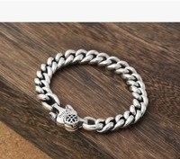 mens bracelets 2018 bracelet men silver 925 big bracelet