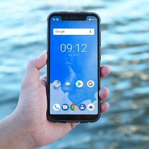 "Image 5 - Ulefone zırh 5 su geçirmez IP68 NFC 5.85 ""HD + cep telefonu MT6763 octa çekirdekli Android 8.1 4GB + 64GB kablosuz şarj yüz kimliği 5000mAh"