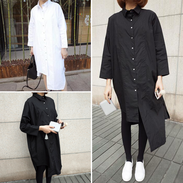 Buy womens white shirts ladies long back for White linen ladies shirt