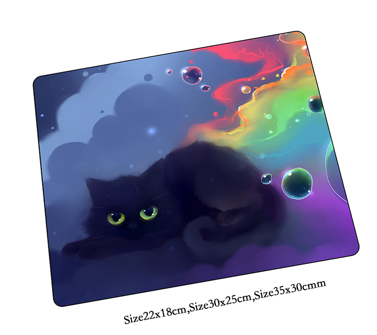 nyan cat mouse pad cool gaming mousepad gamer mouse mat pad game computer size90x40cm desk padmouse laptop large play mats