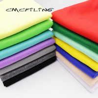 CMCYILING Soft Felt Farbric For Needlework Sewing Felts Crafts Dolls Polyester Nonwoven 45CM*110CM