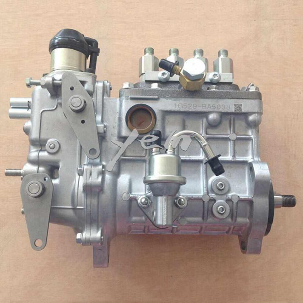 Untuk Kubota Suku Cadang Mesin V3300 Pompa Injeksi Bahan Bakar 1G529-50100 untuk Bobcat Mesin