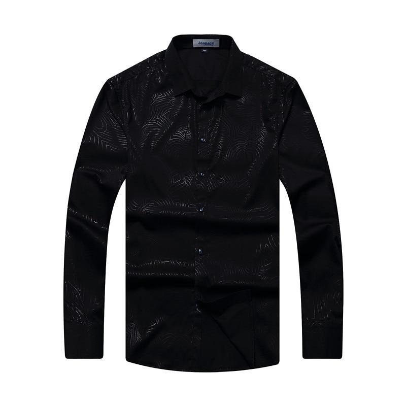 Printemps Loose 3 Chemises Taille Casual La Hawaïenne Sociale Mince 2018 2 6xl 8xl 5xl Coton Chemise Plus 1 4 Fit Long Hommes Camisa OpPqw4xx