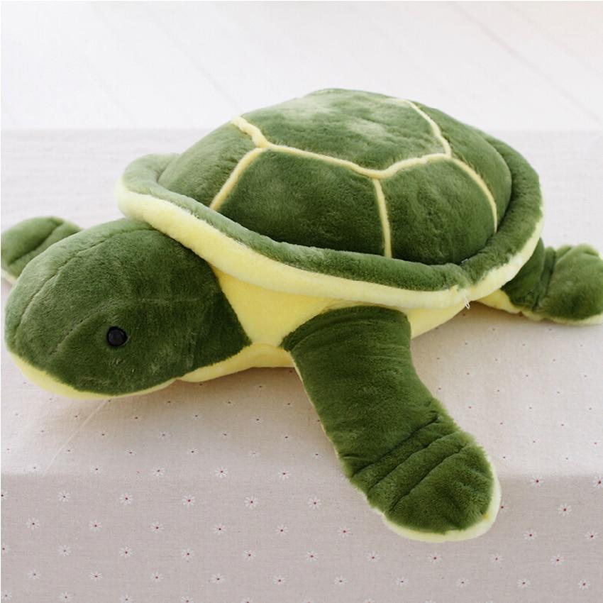 1pcs 40cm/50cm big Size Plush Tortoise Toy Cute Turtle Plush Pillow Staffed Cushion for Girls Vanlentines Day Gift