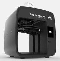 WANHAO D10 3D طابعة التعليم والتشغيل ، قبل وتعادل جاهزة للطباعة و سهل التشغيل FDM/FFF 3D طابعة سطح المكتب استخدام المنزلي