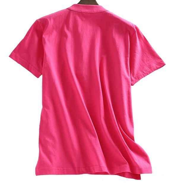 ユニセックス夏の綿半袖太極拳太極拳制服武術スーツカンフー武道シャツグレー/ピンク/ ブルー