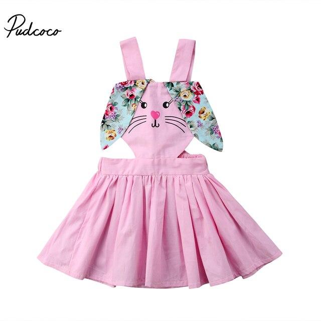 6a50223e0519 2018 Brand New Toddler Infant Child Kids Baby Girl Dress Cotton ...