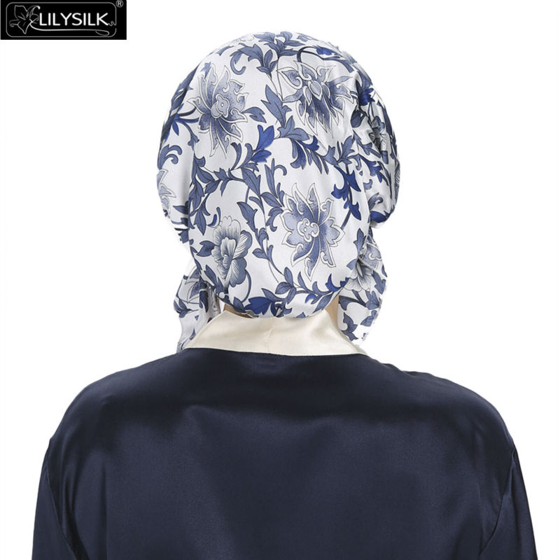 1000-19momme-blue-and-white-silk-sleeping-cap-02