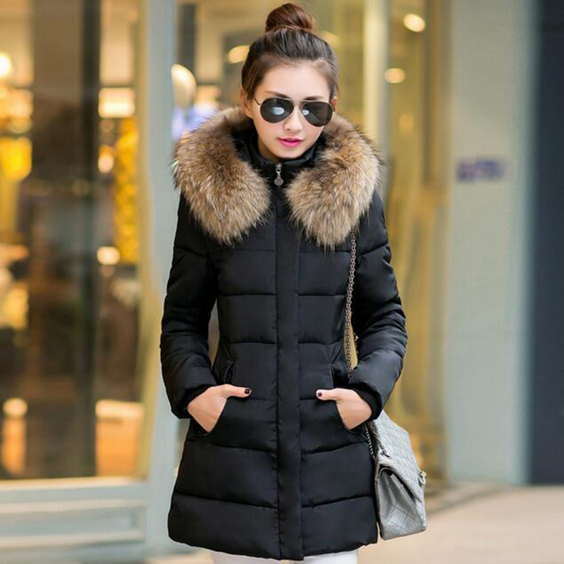 Ganador hot sale! Women winter coats fashion women warm jackets ...