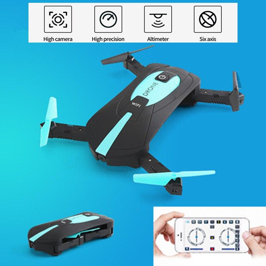 WiFi drone FPV Rc Helicopter Quadcopter Mini Foldable Selfie Drone RC Drones 2MP Camera HD FPV Professional H37 720P jy018 elfie wifi fpv quadcopter mini foldable selfie drone rc drones with 0 3mp 2mp camera hd fpv vs h37 720p rc helicopter