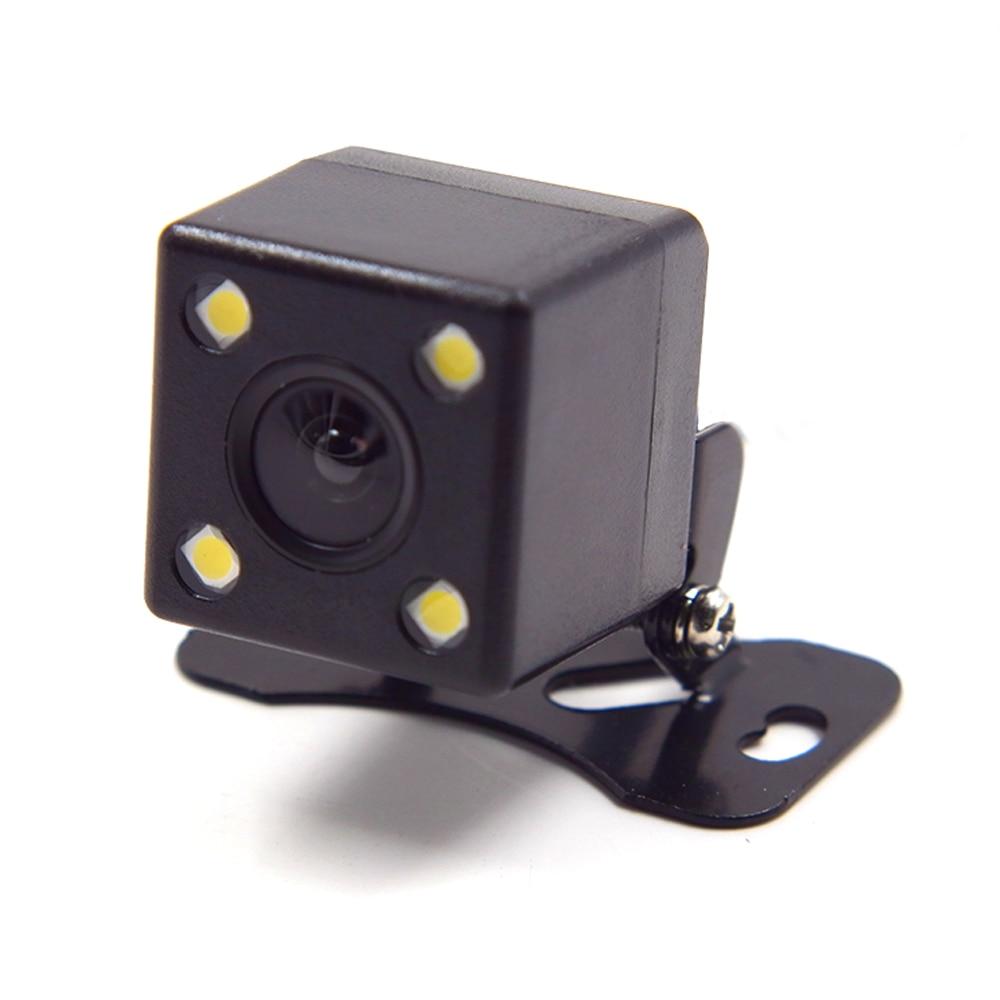 Universele CCD Auto Auto Back Up Reverse Backup 4 LEDs Nachtzicht - Auto-elektronica - Foto 5