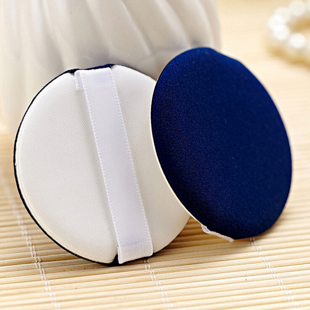 1PCS Soft Makeup Sponge Face Smooth Foundation Powder Cosmetic Puff Organic Cotton Pads Makeup Sponge Puff Beauty image