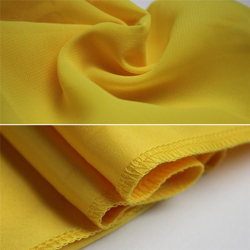 autumn chiffon sleeve long trench outwear-23