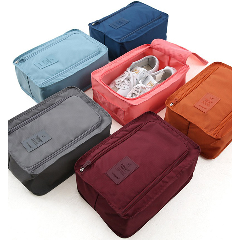 Shoe-Storage-Bag Drawer-Box Tablet Organizer Arrangement Container Square Waterproof