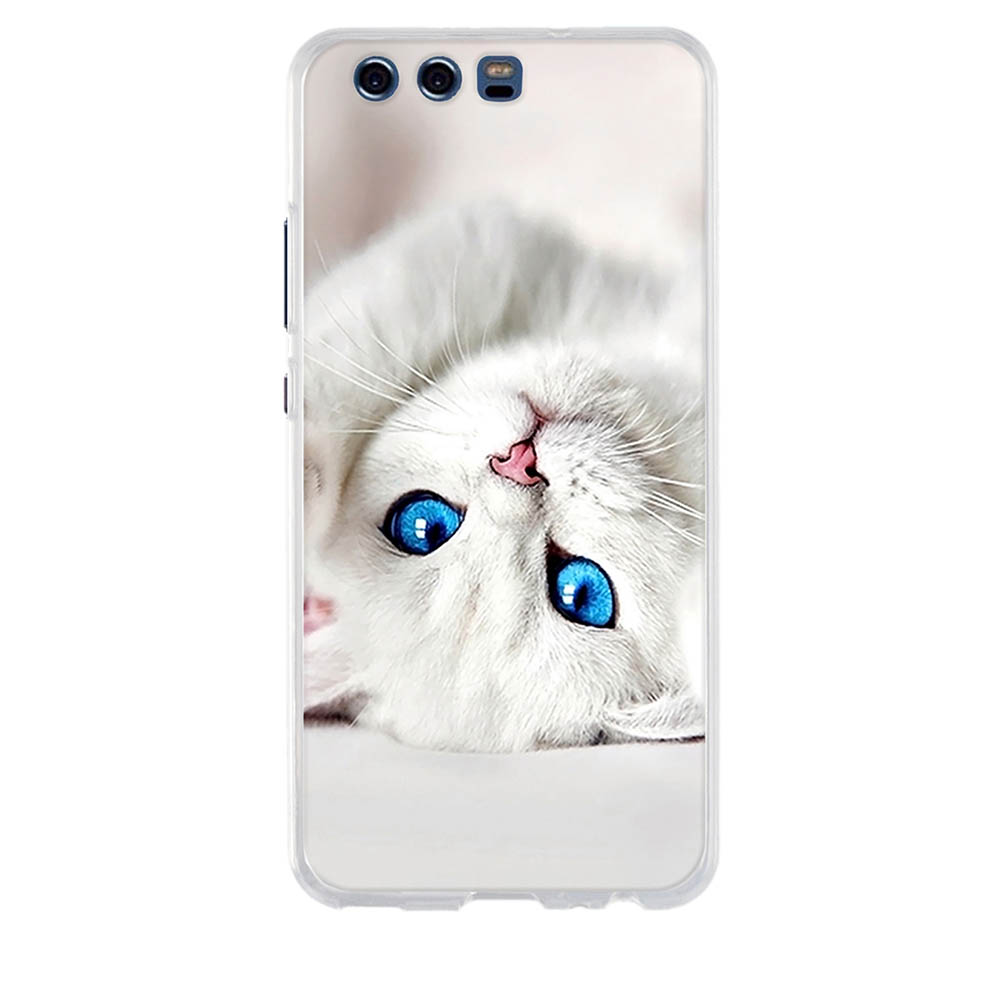 For Huawei P10 Case Cover 3D Soft TPU For Huawei P10 P 10 Cover Case Silicone Mobile Phone Bags For Huawei P10 5.1