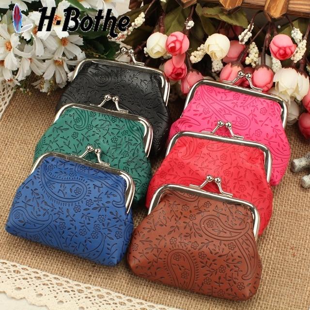 Vintage Style coin purse,lavender hollow out design PU Leather women change purse,ladies zero wallet,hasp coins money bag pouch