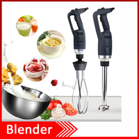 ITOP Multifunctional Commercial 220W Electric Stick Blender Hand Blender Egg Whisk Mixer Juicer Meat Grinder Food