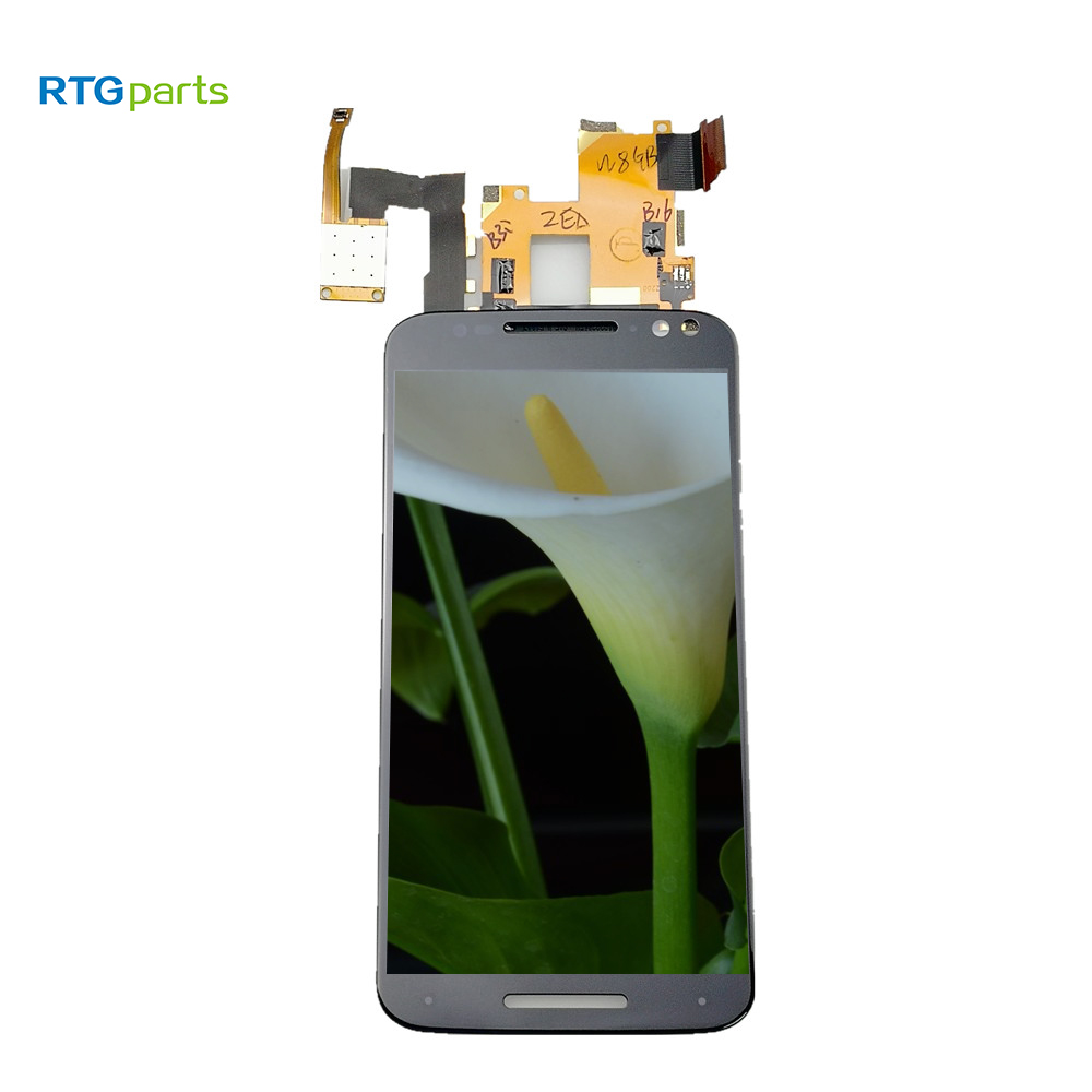 RTGparts LCD Touch Screen Digitizer Assembly Per Motorola X di Stile X Edizione Puro XT1575RTGparts LCD Touch Screen Digitizer Assembly Per Motorola X di Stile X Edizione Puro XT1575