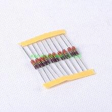 купить 10pcs Carbon Composition vintage Resistor 0.5W 330K ohm +-20% по цене 524.96 рублей