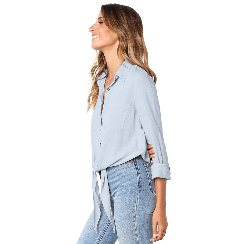 Sapphire-Crushed-Linen-Button-Down-Casual-Shirt-LC251116-4-3