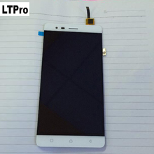 LTPro White 100% Warranty Working LCD Display+Touch Screen Digitizer Assembly For Lenovo K5 Note Phone Replacement Parts