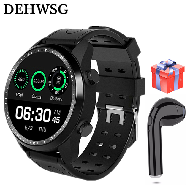 new products 16094 f8b2c US $92.22 15% OFF|Smart Watch KW99 PRO For Samsung gear s3 IP67 Waterproof  1GB RAM 16GB ROM SIM Card 4G WIFI GPS Smartwatch Heart rate monitor-in ...