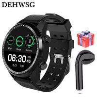 Smart Watch KW99 PRO For Samsung gear s3 IP67 Waterproof 1GB RAM 16GB ROM SIM Card 4G WIFI GPS Smartwatch Heart rate monitor
