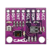 XD463200CJMCU-8128+CCS811+HDC1080+BMP280 Temperature Humidity Gas Pressure Module Board High Precision CO2 Air Quality Sensor