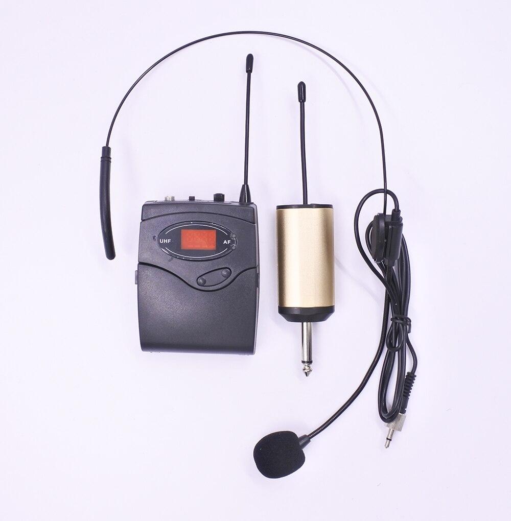 buy uhf band vocal karaoke speech teacher tour guide headset wireless. Black Bedroom Furniture Sets. Home Design Ideas