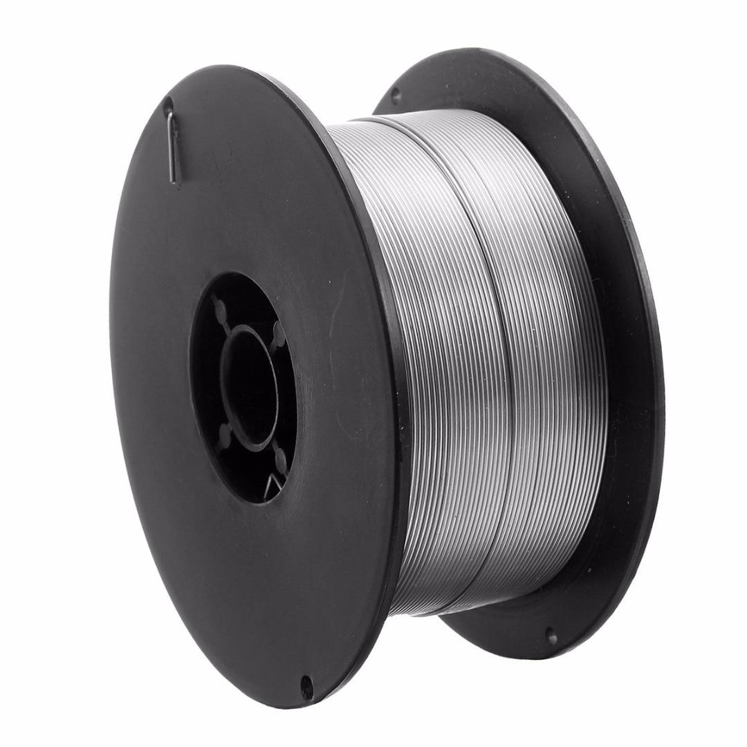 1 rolo de Aço Inoxidável Sólido-Core MIG Arame De Solda 0.8mm 500g/kg 1 Fios para Alimentos /Equipamentos de Química geral