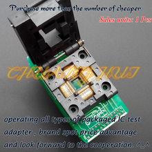 OAT-44QF-1010  Adapter for ABOV Programmer TQFP44 to DIP40 Test socket