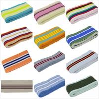 1 1/2 38mm High Quality Stripe Grosgrain Ribbon SGR 38 12