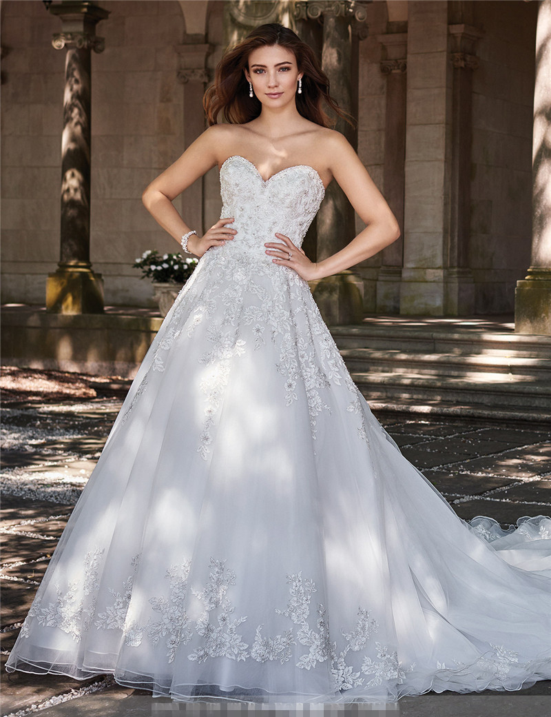 cheap cinderella wedding gown