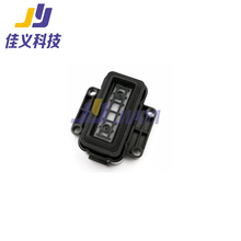New Design!!! ECO-Solvent Black Captop For XAAR 1201  Printer Capping Station/Cap Head Assembly A-Type все цены
