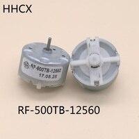1 pces brandnew mabuchi RF-500TB-12560 micro dc motor RF-500TB precioso-metal escova 6vdc