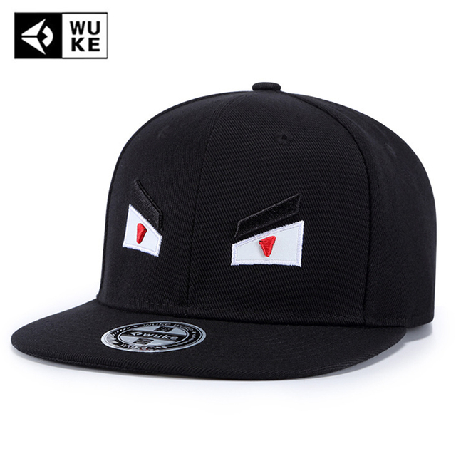 WUKE Brand 2018 Little Beast Women Cap Summer Cotton Bone Hip Hop Snapback  Caps for Men c3bd8f765ad