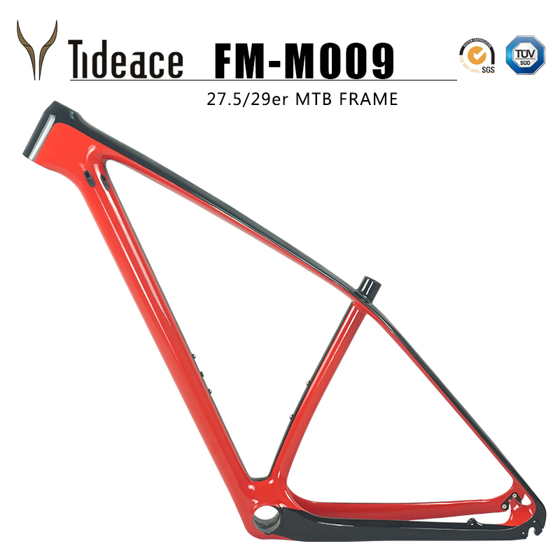 NEW Mixed Colors painting 29er 15 17 19 21 inch Carbon mtb Frame 27.5 Mountain Bicycle Bike Frame 27.5er free shipping