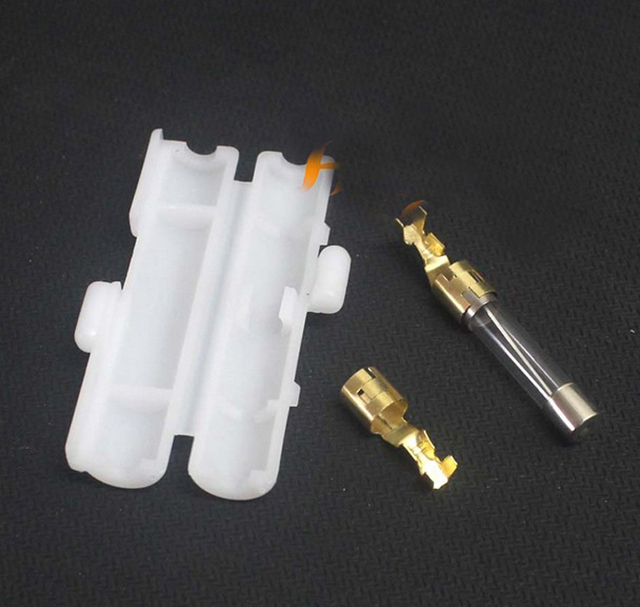 Aliexpress Com   Buy 10pcs Radio Power Cable Cord Fuse Fuses Box Jacket Terminals Connector For