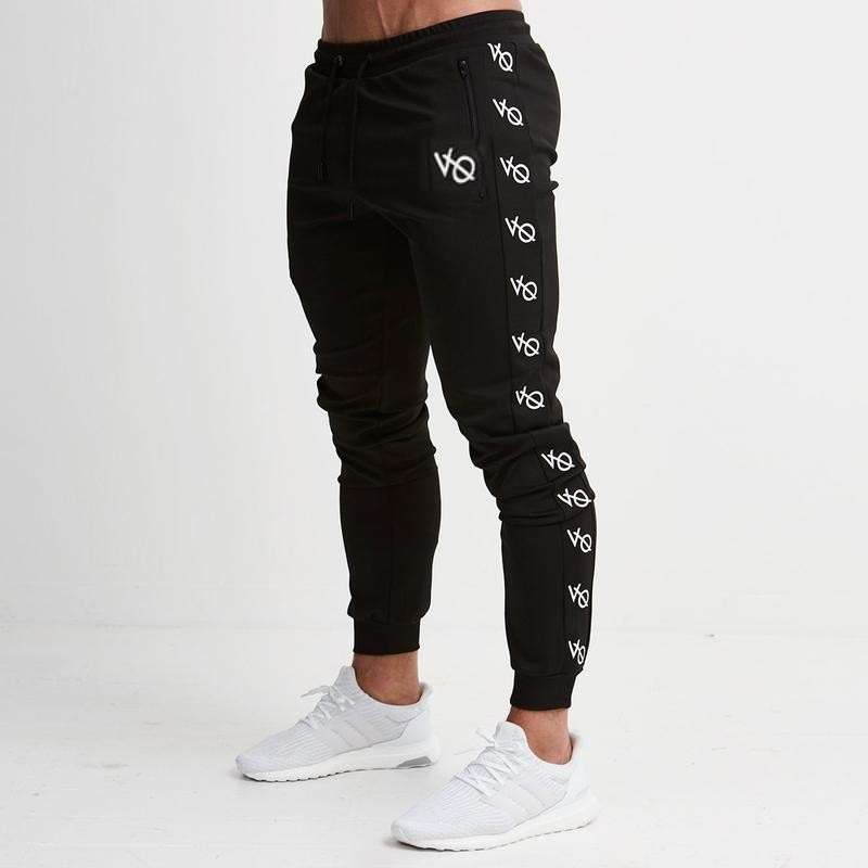 Brand Interlock Jogger Pants Men Pocket Sweatpants...