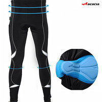 Free Shipping 2014 New Bicycle Ride Trousers Mountain Bike Ride Service Silica Gel Cushion Outdoor Sport