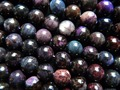 Free Shipping (20 beads/set/38g) natural South Africa Sugilite 10-10.5mm smooth round loose beads stone  for jewelry design