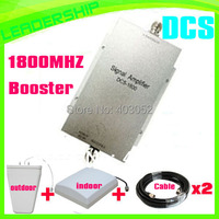 Free shipping Wholesale DCS950 GSM DCS 1800MHZ mobile/cell phone signal repeater booster amplifier magnifier with antennas